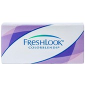 Lentes de Contato Colorida FreshLook Colorblends - SEM GRAU