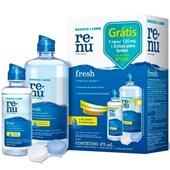 Renu Fresh 475 ml - Solução para lentes de contato + Estojo